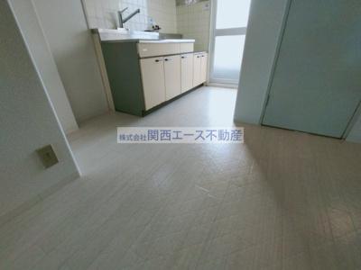 【居間・リビング】第2喜里川ハイツ