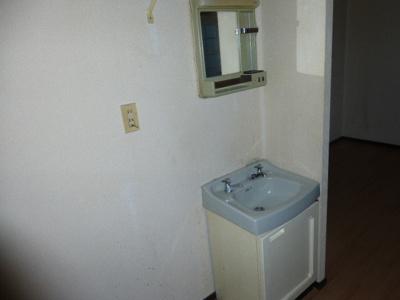 【トイレ】サンシティー北新在家B棟