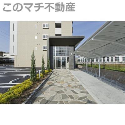 【エントランス】グランシャリオ空港東(グランシャリオクウコウヒガシ)