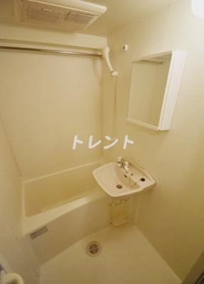 【浴室】ガラステージ芝公園駅前