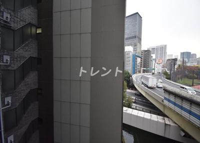 【展望】ガラステージ芝公園駅前