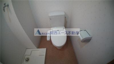 【トイレ】セレブ上小阪