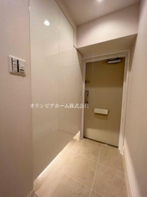 【外観】イトーピア東大島マンション 最上階14階 リノベーション済