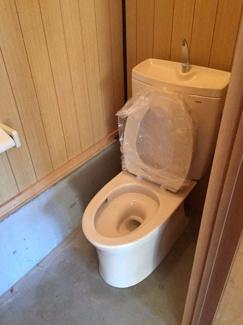 【トイレ】新吉田町147倉庫