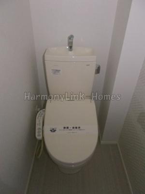 プレジール新江古田の落ち着いたトイレです(別部屋参考写真)☆