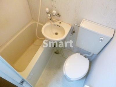 【浴室】アーバハイツ東高円寺
