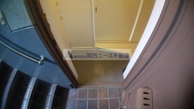 【玄関】PALMIZIO瓢箪山