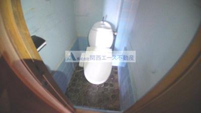 【トイレ】PALMIZIO瓢箪山