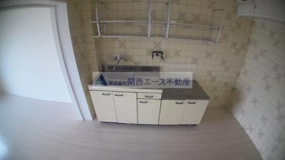 【キッチン】PALMIZIO瓢箪山