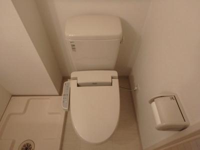 【トイレ】オランジュ上小阪