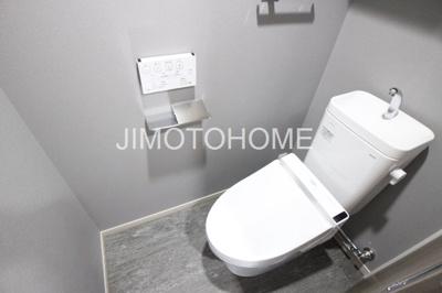 【トイレ】ファーストフィオーレ阿波座アクア