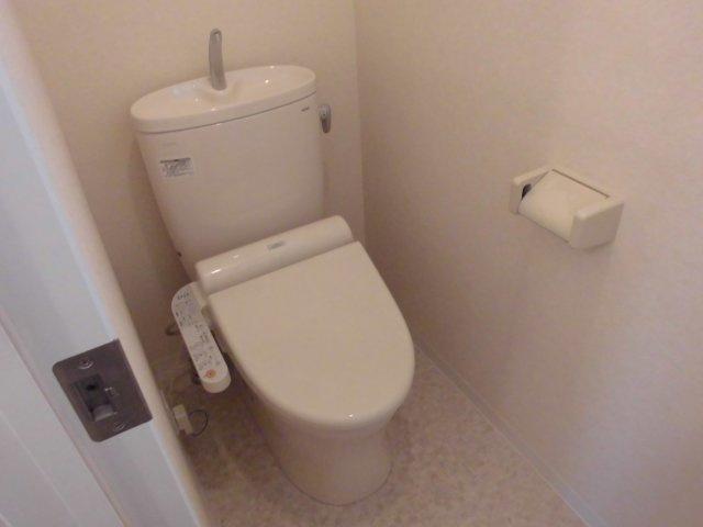 【トイレ】フローラル南葛西Ⅰ