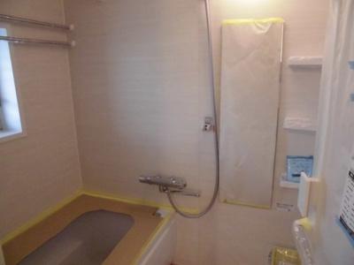 【浴室】フローラル南葛西Ⅰ