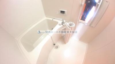 【浴室】アルシオーネ花園