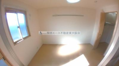 【寝室】アルシオーネ花園