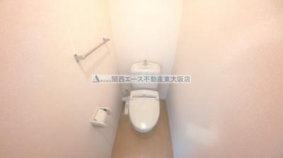【トイレ】アルシオーネ花園