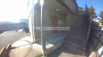 【エントランス】アルシオーネ花園