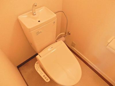 【トイレ】磐手ハイツ