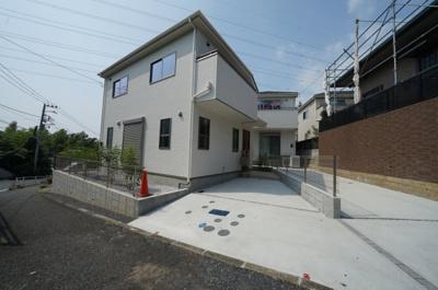 【外観】保土ヶ谷区新井町 全2棟新築一戸建て【成約】