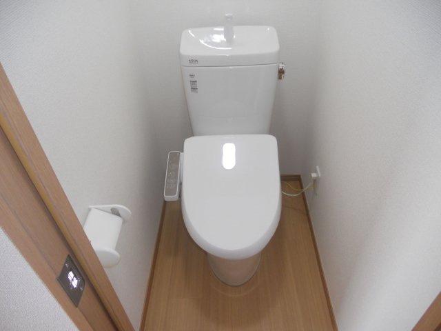 【トイレ】奈多団地 14