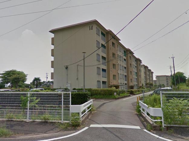 【外観】奈多団地 14