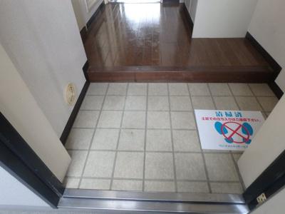【玄関】コートビュータワー