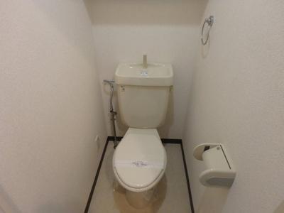 【トイレ】コートビュータワー