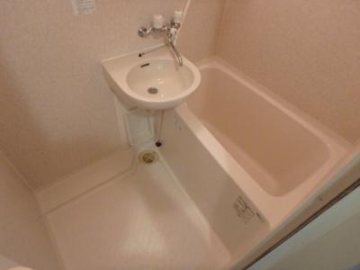 【浴室】コートビュータワー