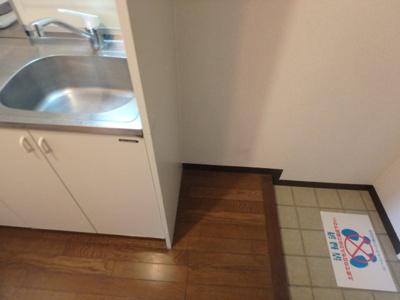 【キッチン】コートビュータワー