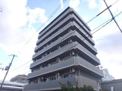 【外観】コートビュータワー