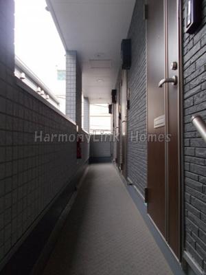 プランドール要町の廊下☆