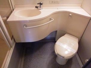 【トイレ】ミストラル本町ウェスト