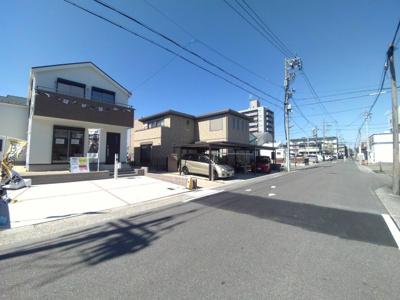 【前面道路含む現地写真】名古屋市西区中小田井第3