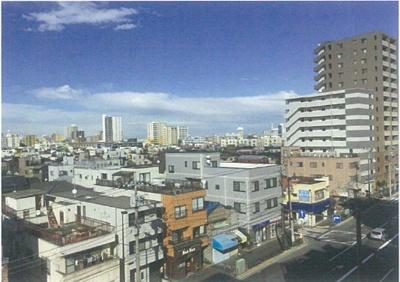 【展望】セザール南砂町 角部屋 6階 平成9年築 居住中