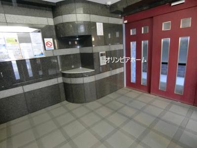 【エントランス】セザール南砂町 角部屋 6階 平成9年築 居住中