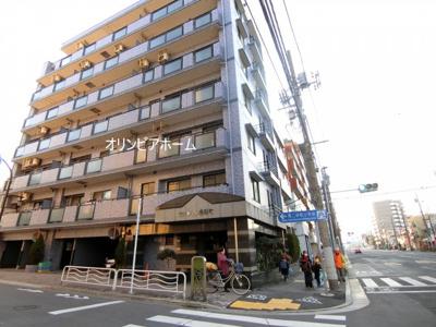 【外観】セザール南砂町 角部屋 6階 平成9年築 居住中