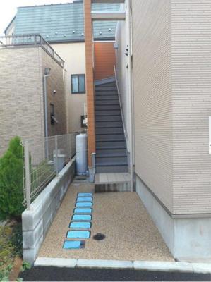 サークルフォレストの階段☆