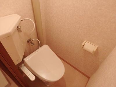 【トイレ】ヴィラ・ルミエールNO.1