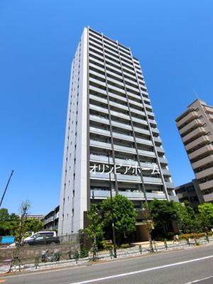 【外観】ルネリバーズタワー東大島 10階部分 角部屋 平成22年築 空室
