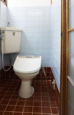 【トイレ】荒田町テラスハウス