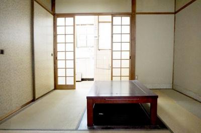 【居間・リビング】荒田町テラスハウス