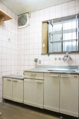 【キッチン】荒田町テラスハウス