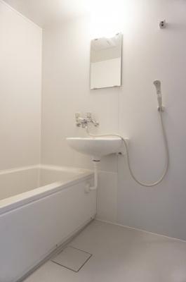 【浴室】第2蓮池コーポ