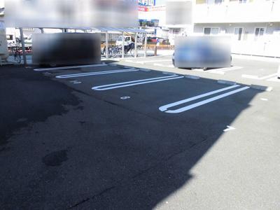 【駐車場】レグルスⅡ