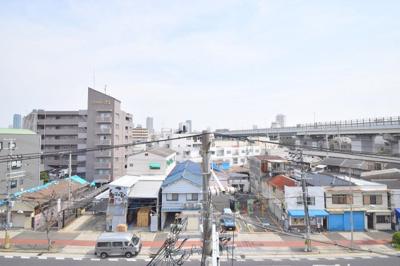 【展望】タウンM2海老江
