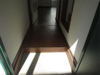ライフピアジャスミンの玄関です