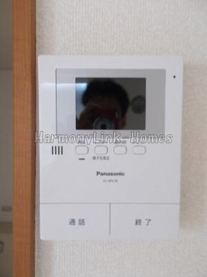 シエスタ沼袋のTV付インターホン(同一仕様写真)☆