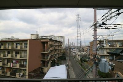 【展望】ルデラ若草通り25番地