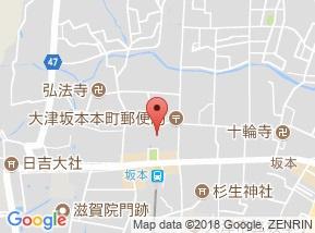 【地図】サンプレス比叡