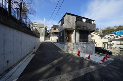 【外観】保土ヶ谷区桜ケ丘2丁目 全7棟新築一戸建て【成約】